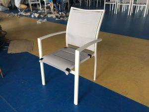 כיסא אלומניום דגם מונטזלו