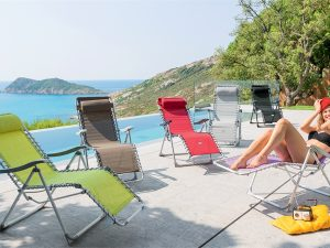 כיסא מתקפל מפנק וורונה Verona 0226