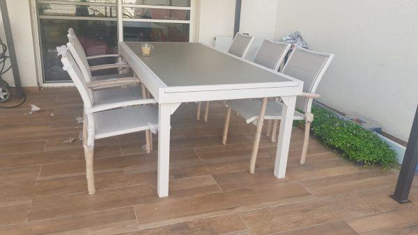 0448 שולחן נפתח 200-320X100