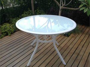0404 שולחן עגול קוטר 109 Circle