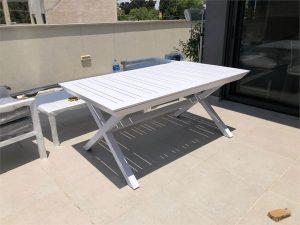0400 שולחן רגל X 172-243