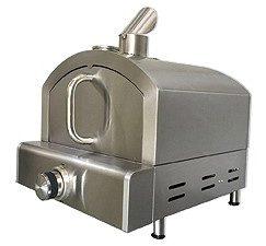 """טאבון גז איכותי לשימוש לכל מטרה בעל 2 להבות עשוי נירוסטה / מק""""ט – PZ-003G"""